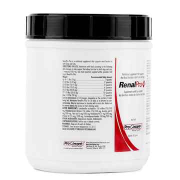 Picture of RENALPRO PLUS NUTRITIONAL SUPPLEMENT for CATS & DOGS - 600gm