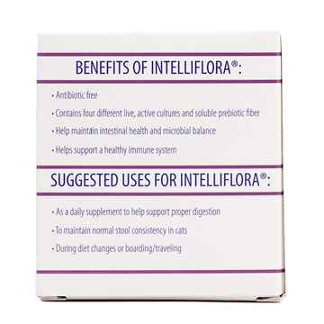 Picture of PROBIOS INTELLIFLORA for CATS - 30s