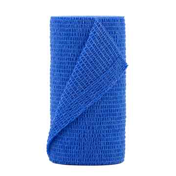 Picture of PETWRAP BANDAGE Blue - 4in x 5yds