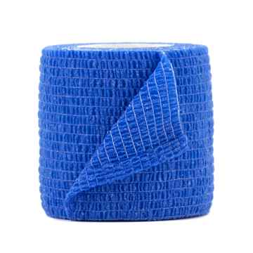 Picture of PETWRAP BANDAGE Blue - 2in x 5yds