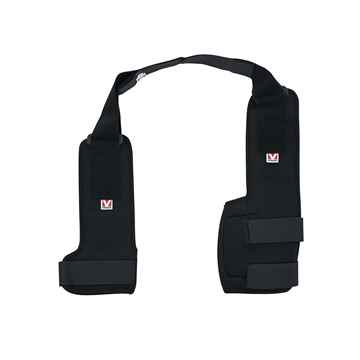 Picture of REHAB DOG PRO ELBOW PROTECTOR Kruuse LEFT- X Small