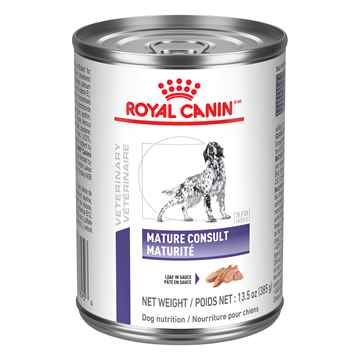 Picture of CANINE RC MATURE CONSULT LOAF - 12 x 385gm cans