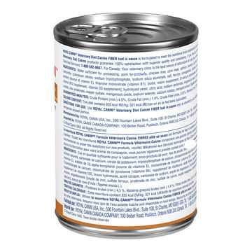 Picture of CANINE RC FIBRE LOAF - 12 x 385gm cans(tp)
