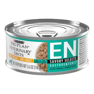 Picture of FELINE PVD EN(GASTRO) SELECTS CHUNKS CHICKEN - 24 x 156gm cans