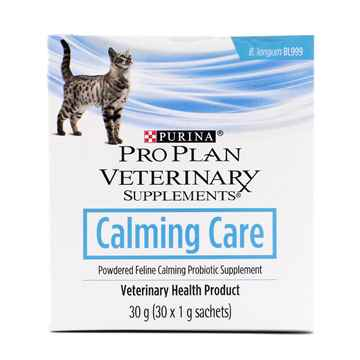 Picture of FELINE PVD CALMING CARE SUPPLEMENT - 30 x 1g sachets (SU24)