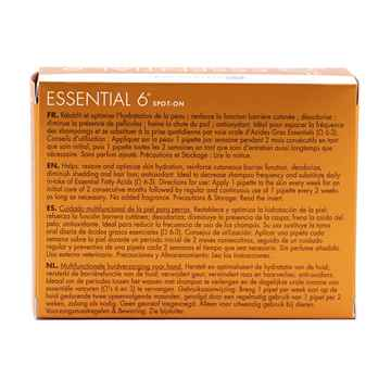 Picture of DERMOSCENT ESSENTIAL SKIN CARE FOR DOGS 10 - 20kg - 4 x 1.2ml