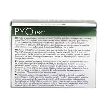Picture of DERMOSCENT PYO-SPOT for DOGS 1 to 10kg - 4 x .6ml