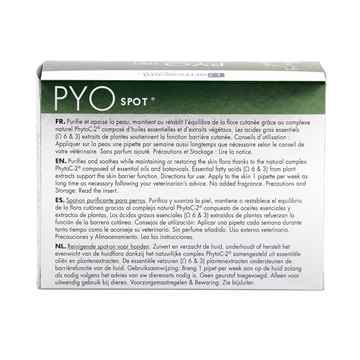 Picture of DERMOSCENT PYO-SPOT for DOGS 20 to 40kg - 4 x 2.4ml