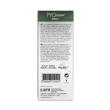 Picture of DERMOSCENT PYO-CLEAN SPRAY for DOGS & CATS - 50ml