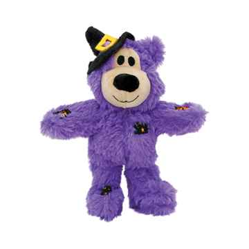 Picture of HALLOWEEN TOY CANINE WILD KNOT BEAR - Small/Med