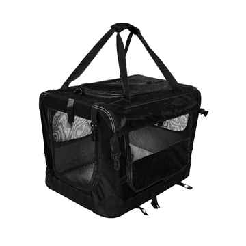 Picture of TUFF CRATE DELUXE SOFT CRATE Large 31.5in x 21.5in x 23.5in - Black