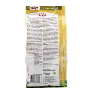Picture of LIVING WORLD EXTRUSION HAMSTER FOOD - 680g