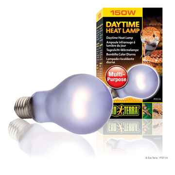 Picture of EXO TERRA Daytime Heat Lamp A21 (PT2114) - 150watt